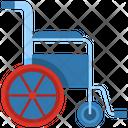 Wheelchair Chair Wheel Icon