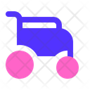 Wheelchair Disabiliy Disable Icon