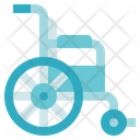 Medical Service Wheelchair Disability Icon