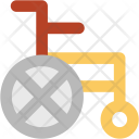 Wheelchair Disabled Handicap Icon