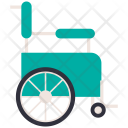 Wheelchair Disabled Handicapped Icon