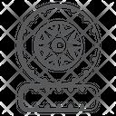 Wheels Vehicle Wheel Car Accessory Icon