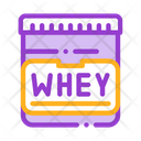 Whey Nutrition Icon