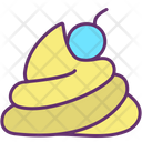 Whip Cream Icon