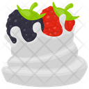 Whipped Berries Icon