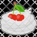 Whipped Cherry Icon