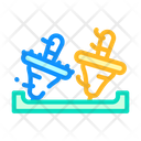 Whirligigs Battle Toy Icon