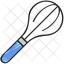 Whisk Mixer Baked Icon