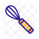 Whisk Wire Equipment Icon