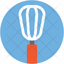 Whisk Hand Mixer Icon
