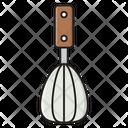 Whisk Mixer Egg Icon
