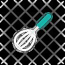 Whisk Mixer Blender Icon