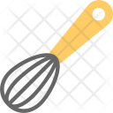 Whisk Cooking Utensil Icon