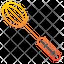 Whisk Mixer Kitchen Icon