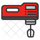 Whisk Electric Tool Icon