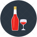 Brandy Whiskey Alcohol Icon