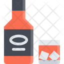 Whiskey Alcohol Drink Icon