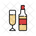 Whiskey Drink Alcohol Icon