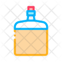 Drink Bottle Home Icon