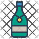Whiskey Bottle Icon