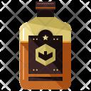Whiskey Bottle Drink Icon