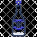 Bottle Wine Bottle Champagne Icon