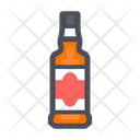 Beer Bottle Alcohol Bottle Champagne Icon