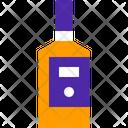 Whisky Bottle Icon