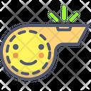 Whistle Arbiter Decesion Icon