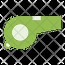 Whistle Game Sport Icon