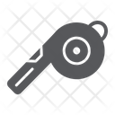 Whistle Equipment Sport Icon