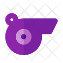Whistle Sport Event Icon