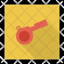Whistle Game Sports Icon