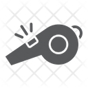 Whistle Sport Equipment Icon