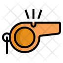 Whistle Sound Referee Icon