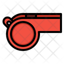 Whistle Trekking Emergency Icon