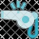 Fitness Gym Whistle Icon