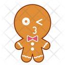 Whistle Cheerful Wink Icon