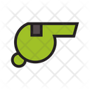 Referee Sport Ball Icon