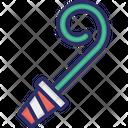 Whistle Birthday Party Icon
