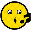 Whistle Cheerful Whisper Icon