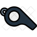 Whistle Referee Competition Icon