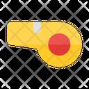 Whistle Sport Tournament Icon