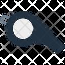Whistle Referee Game Icon