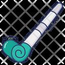 Whistle Party Blower Celebration Icon
