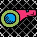Whistle Blow Sound Icon