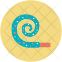 Whistle Party Blower Icon