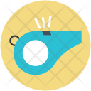 Whistle Starting Sound Icon