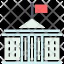 White House President Icon