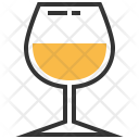 White Wine Drink Icon